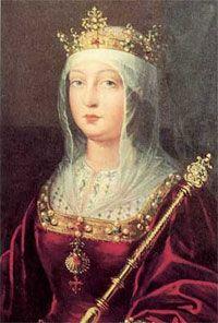 La reina Isabel I de Castilla (1451-1504). Pocas mujeres han reinado en España en calidad de reinas propietarias. Isabel I fue determinante para la historia de los reinos de la Península Ibérica. Demonizada por unos, santificada por otros, lo cierto es que la Reina Católica fue una reina que gobernó con mano de hierro y basó su vida en la inteligencia, la cultura y una ferviente fe.