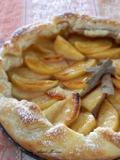 Dr Olas kitchen Easy apple tarts