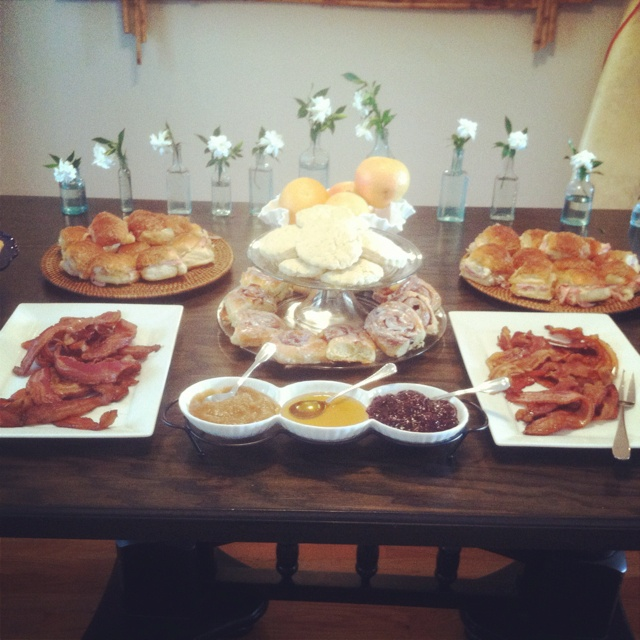 94 Best Images About Brunch Baby Shower On Pinterest