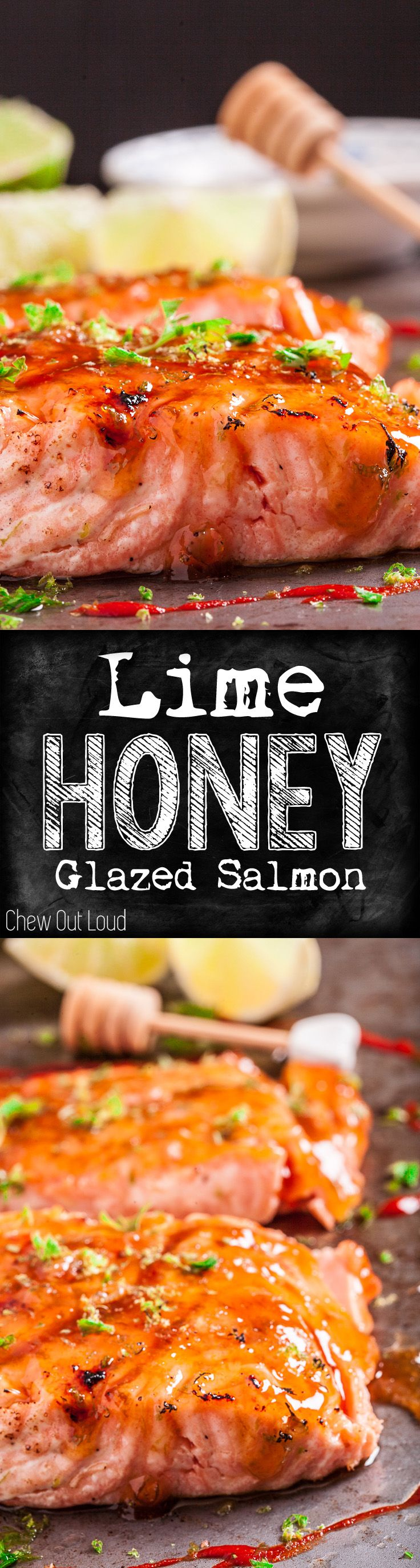 Easy, Healthy, So Flavorful! Great for grilling season or any time of year. #salmon #recipe #seafood