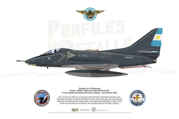 Douglas A4-Q Skyhawk