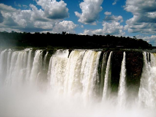 The Devils Throat, Iguazu Falls, Argentina