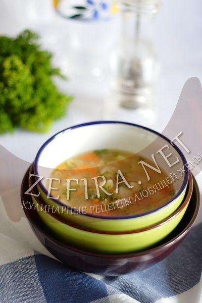 Рецепт вкусного супа горохового