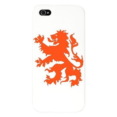 Dutch Lion iPhone case