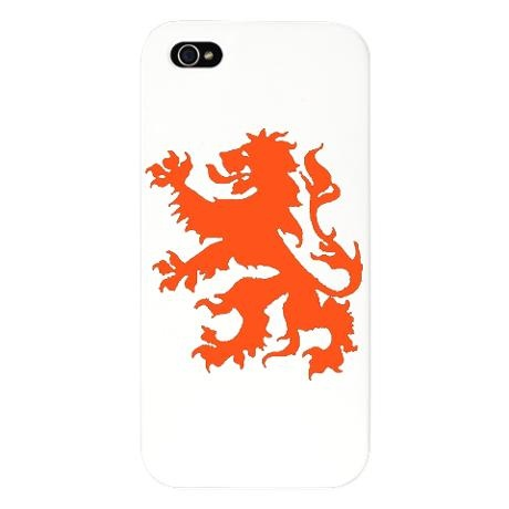 Dutch Lion iPhone case