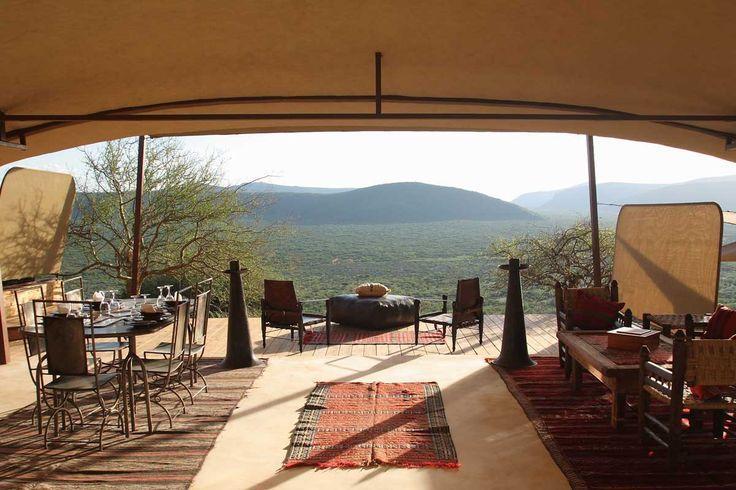 Saruni Samburu (Kenia): el lugar perfecto para observar elefantes. - Ir de acampada romántica es posible