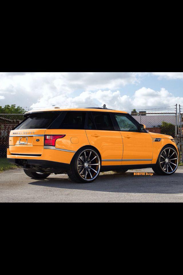 High Quality Range Rover Hse