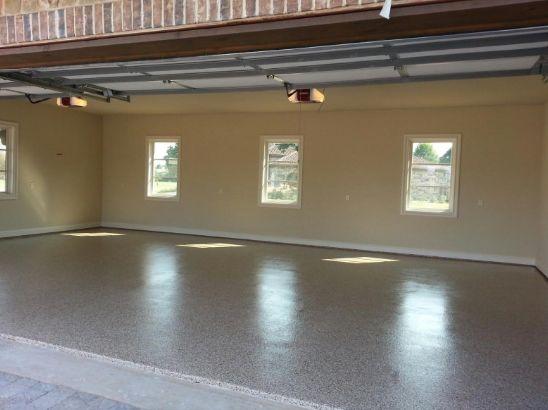 explore garage flooring options