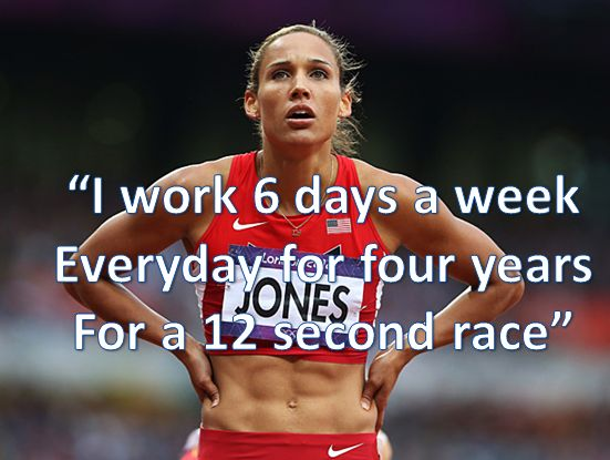 Lolo Jones=inspiration