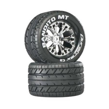 place toy truck tires like this. Use as centerpieces or whatever. Tie balloons to it