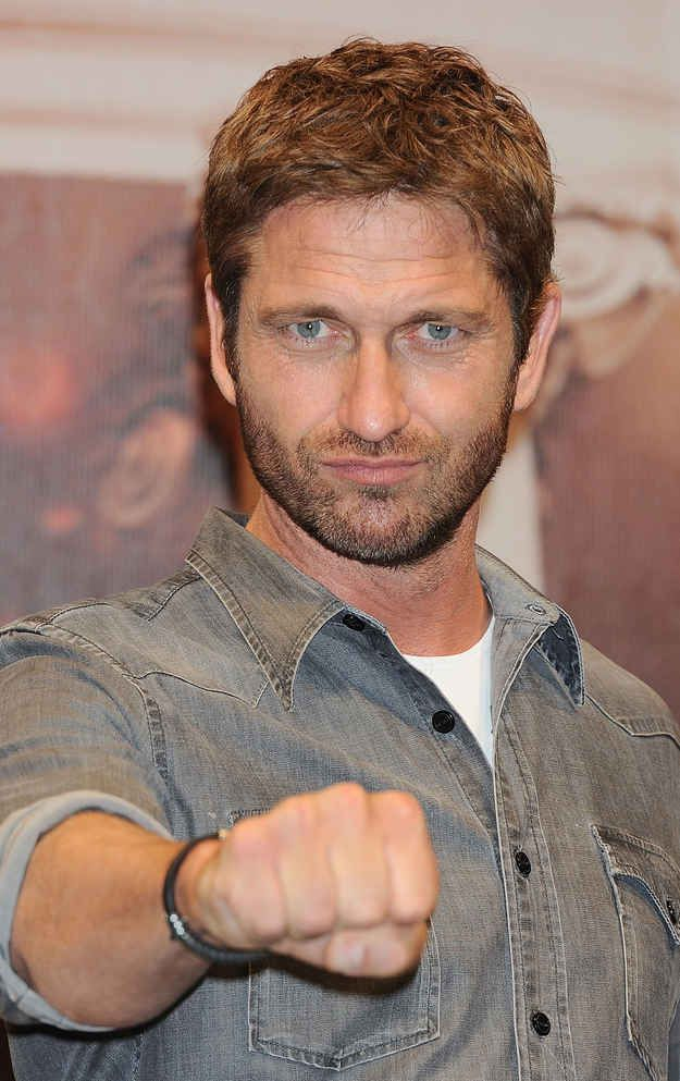 """Gerard Butler 