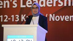 Vekil Katırcıoğlu Liderlik Çalıştayı'nda Konuştu
