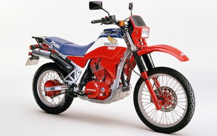 Honda XLV 750 R – Der Sumo-Ringer fürs Gelände