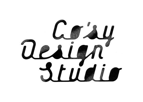 会社VI : デザイン事務所(自社) (大阪府)の画像:ロゴ | ロゴマーク | 会社ロゴ|CI | ブランディング | 筆文字 | 大阪のデザイン事務所 |cosydesign.com