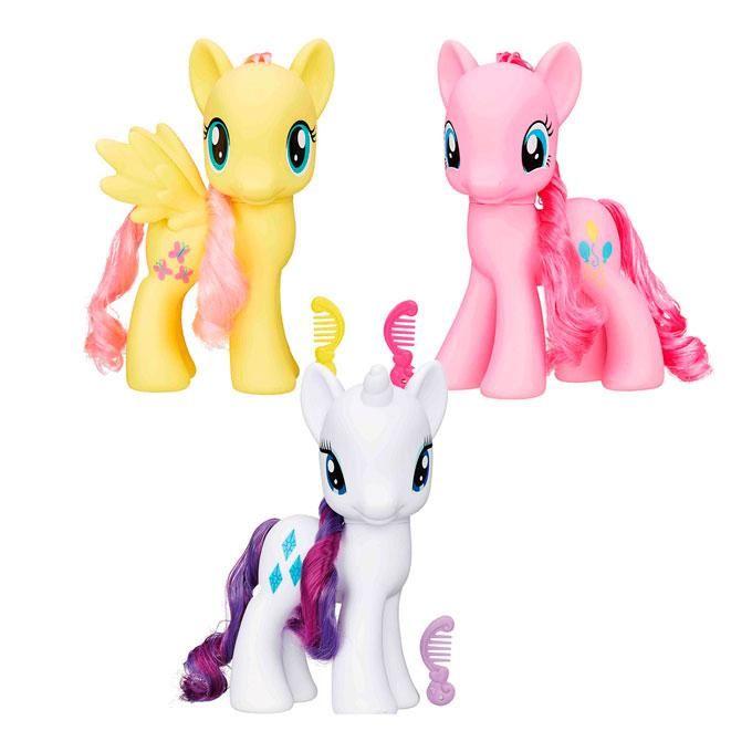 My Little Pony y muchos juguetes más para esta Navidad http://www.serpadres.es/1-2-anos/guia-compras/fotos/los-25-juguetes-estrella-para-estas-navidades/my-little-pony