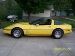 1985 Corvette Targa