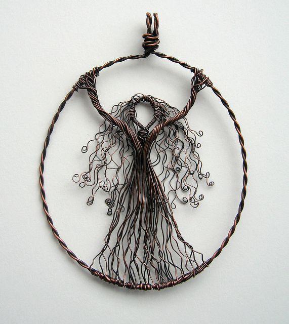 Wire Goddess | Flickr - Photo Sharing!