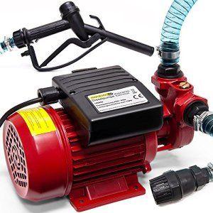 Pompe vidange huile moteur auto tracteur moto diesel 40 litres/minute 370 W
