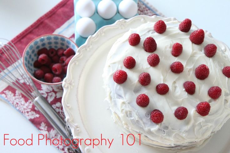 Food Photography 101. This post includes everything from plating to setting up your first mini-studio to understanding your digital camera.: Mom Advice, Cream Cheese Frostings, Photography Image, Food Photography 101 1, Cream Chee Frostings, Photography Photoshop, Photography Ideas, Cream Cheeses, Red Velvet Cakes