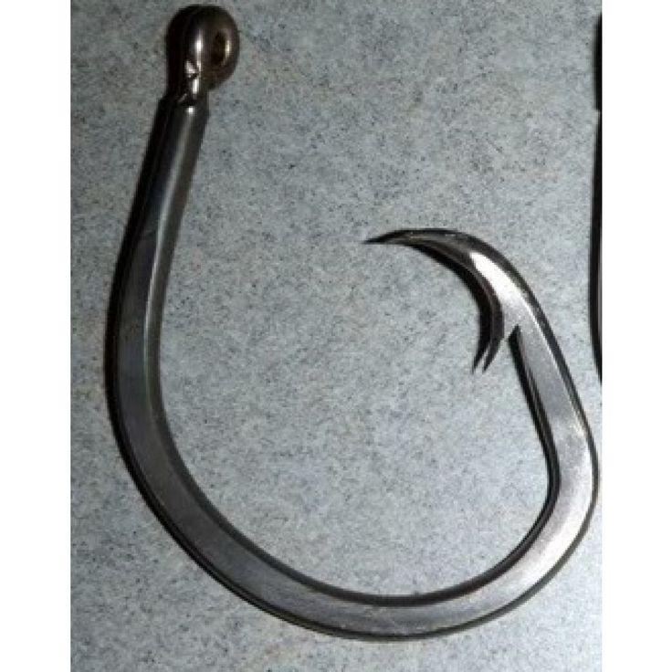 Stainless Steel Lindgren Pitman 20 0 Circle Shark