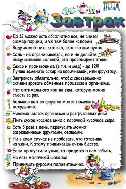 питание по миримановой минус 60: 11 тыс изображений найдено в Яндекс.Картинках