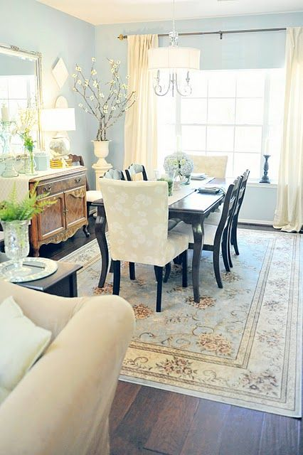 17 best images about dining room on pinterest great for Light blue dining room ideas