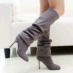 1000  images about Scrunch Boots on Pinterest | Platform boots