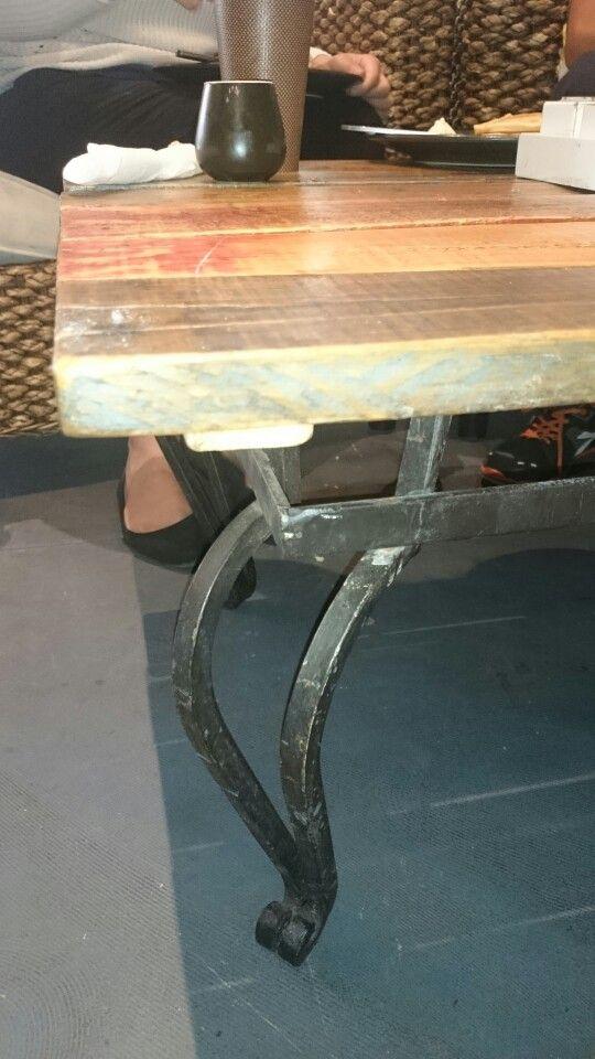 Best 20+ Wrought iron table legs ideas on Pinterest | Iron table ...