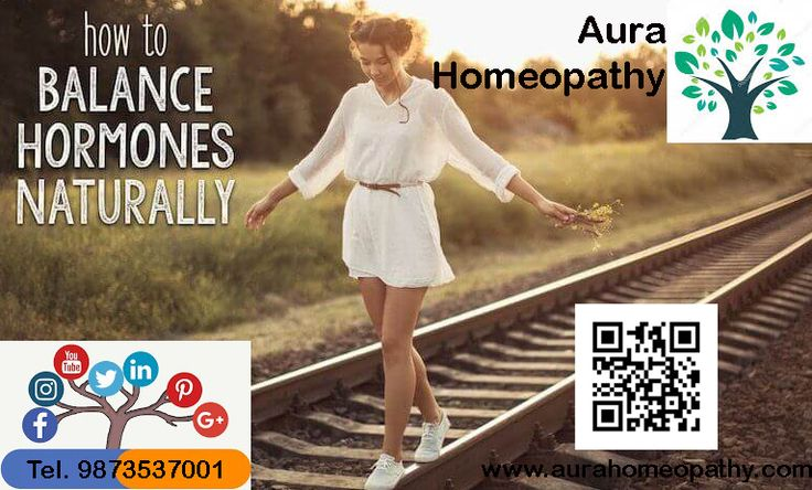 Homeopathy For Hormonal Imbalance Can Homeopathy help to