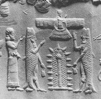 Religionskritik-Forum   Sumer & Akkad   Interessante Motive auf Artefakten