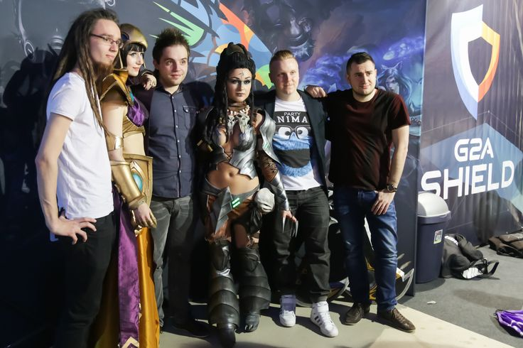 Gwiazdy Fantasy Expo Challenge na Orange Video Fest 2015