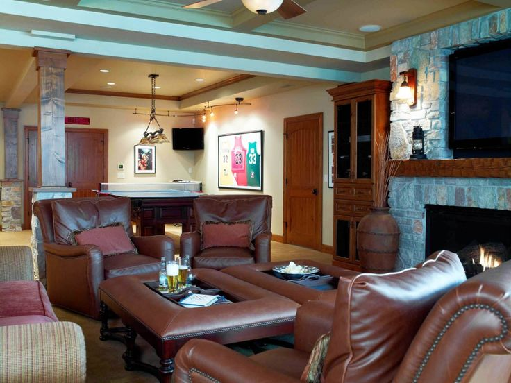 Man Cave Accent Wall : Best awesome basements images on pinterest home ideas