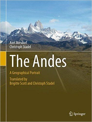 The Andes are attracting global interest again: they hold valuable mineral resources, tourists appreciate their great natural beauty and the diversity of indigenous cultures, climbers scale rock and ice faces, while many others are intrigued by regional political developments, such as the Bolivarian revolution in Venezuela or the almost unfettered hegemony of the neoliberal economic model in Chile.