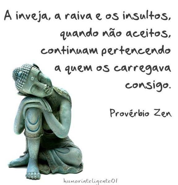 Provérbio Zen