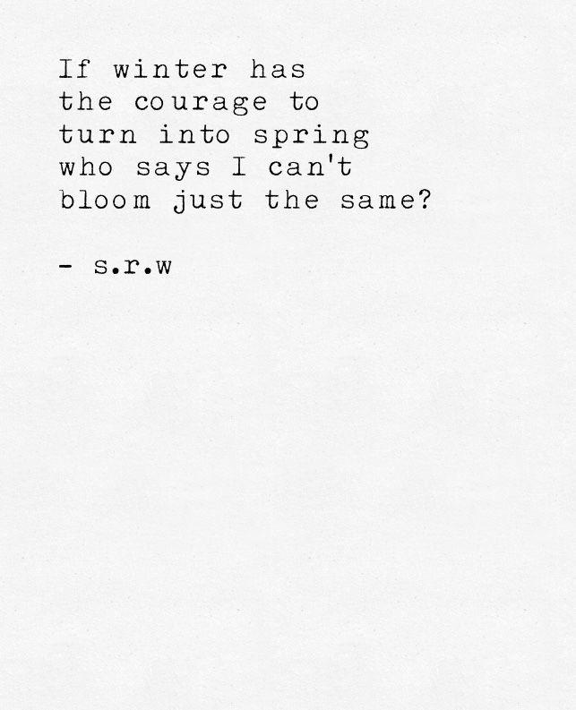 Depression Quotes Garden: Best 25+ Spring Quotes Ideas On Pinterest