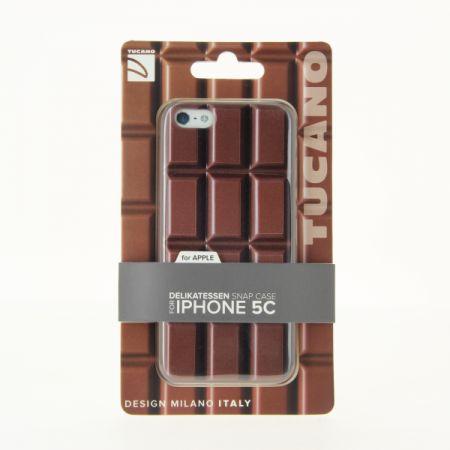 """Coque rigide """"Chocolat """" pour iPhone 5C"""