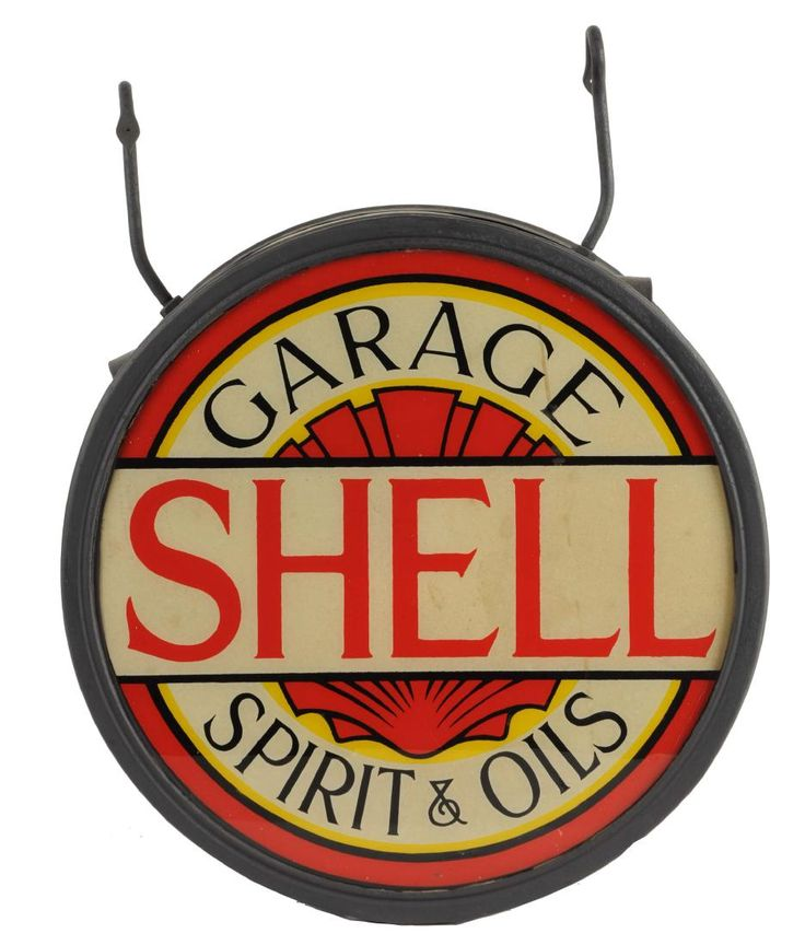Shell Garages: 177 Best Gas & Oil Sign Images On Pinterest