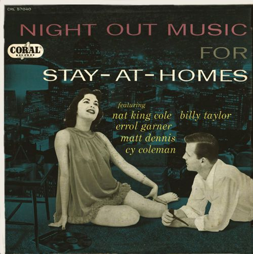 """Night Out Music for Stay-At-Homes"""