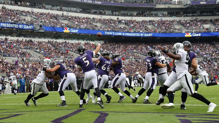 Ravens schedule preview: cash in the Carr
