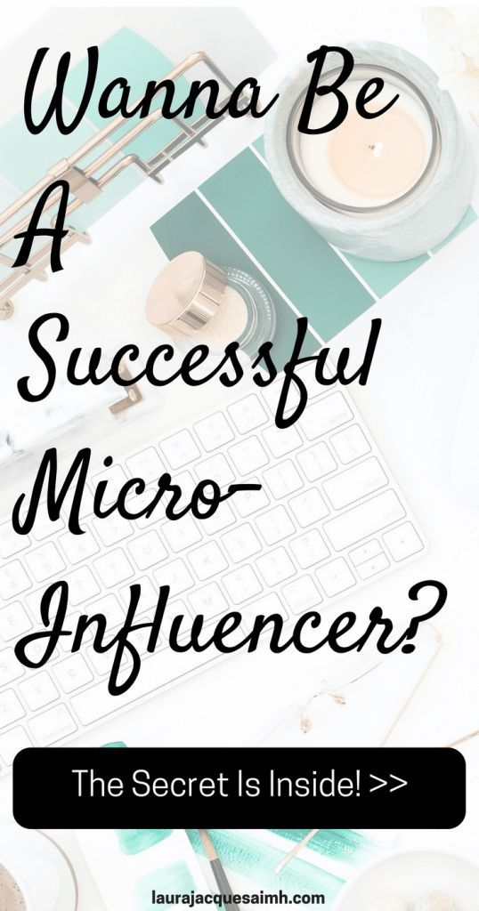 Looking to be a successful micro-influencer? I show how you can make money from your brand, even if you have a small following on social media. Numbers aren't everything! You can build the brand of your dreams even if you're only start with 1k followers.