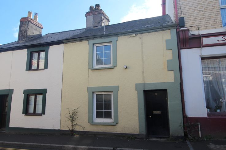 Clean and tidy 2 bed terraced cottage close to amenities and Bideford town centre is only a 5-10 min walk away - £125,000  #bideford #cottage #house #northdevon #devon #southwest #uk #market #garden #town #estateagent #realestate #realtor #home #property #northam #barnstaple