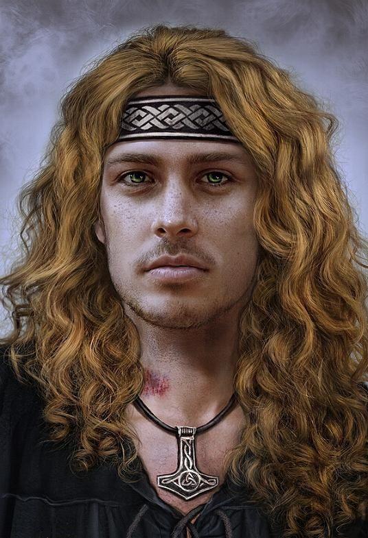 Scottish medieval man