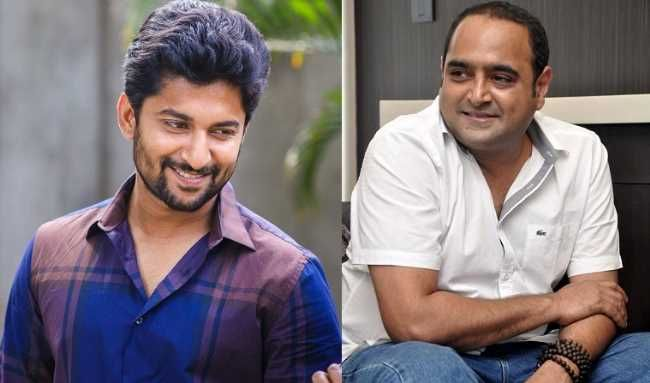 Nani Movie Confirmed In Vikram K Kumar Direction
