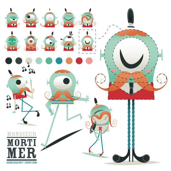 Character Design Shape Challenge : Best character design shape language images on