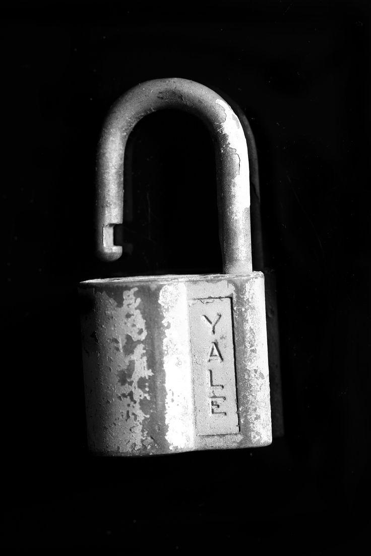 Vintage Yale Lock 5 Photography By Adam Zachary