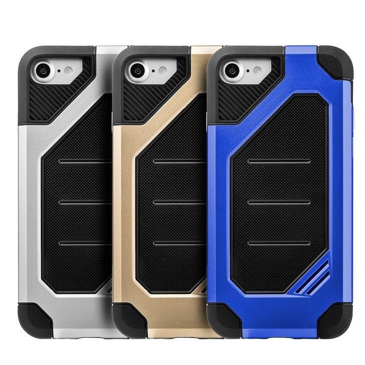 Apple Iphone 7 Alpha TPU and PC Hybrid Dual-layer Shockproof Protection Case #AP-TCAIP7-ALP