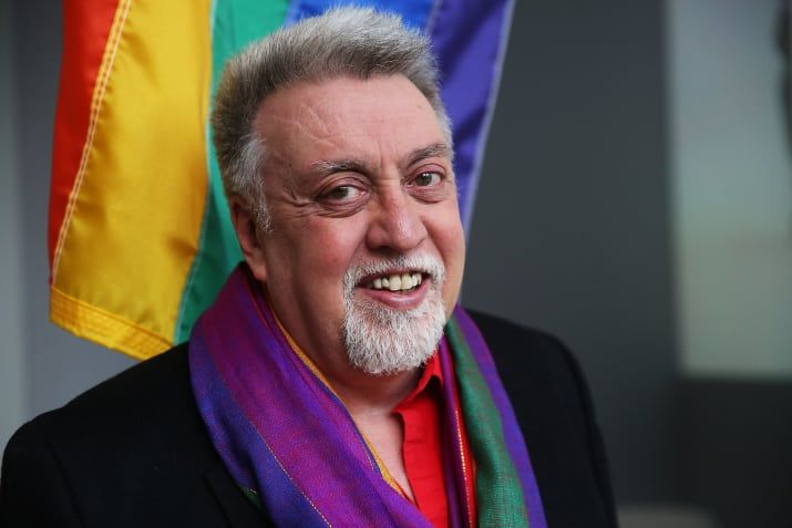 Gilbert Baker, Creator Of The Iconic Rainbow Flag, Has Died.  Baker was truly an icon for the LGBT rights movement.