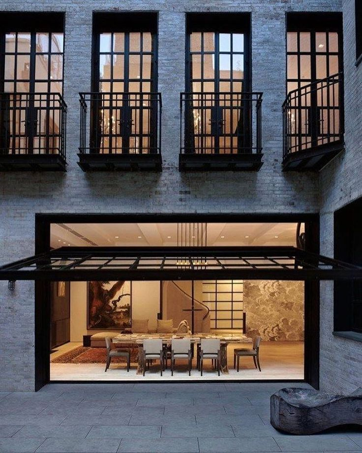 Best 10 industrial architecture ideas on pinterest concrete architecture warehouse and light - Industrial home design ...