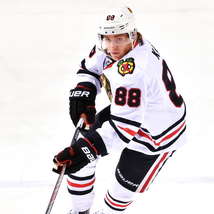 EA Sports pulls Patrick Kane from NHL 16 video game cover amid police probe