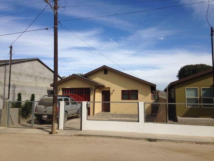 Casa en renta 2R, 1B  en Vicente Guerrero BC $6,500 Pesos